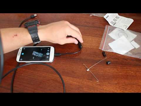 Скрытая мини видеокамера с датчиком движения Ambertek MD80