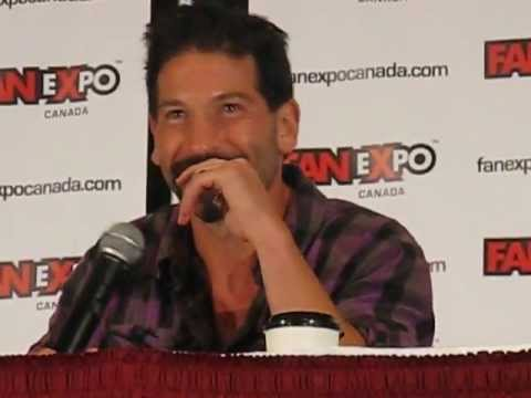 Fan Expo - Jon Bernthal & Norman Reedus Q&A Part 1
