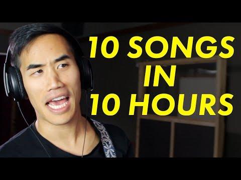 We had 10 hours to make an album. (w/ Rob Scallon)