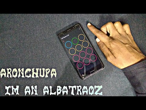 I'm An Albatraoz - Aronchupa | Super Pads Sessions | With Vocals