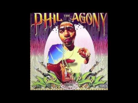 Phil Da Agony & Krondon - Ultraviolet Steady
