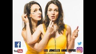 Les JumeLLes - Anne & Sophie Cordin (Nouvelle Affiche)
