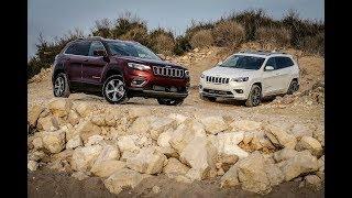 Jeep Cherokee 2019 test PL Pertyn Ględzi