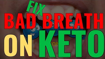 Keto BAD BREATH explained by Dr. Boz