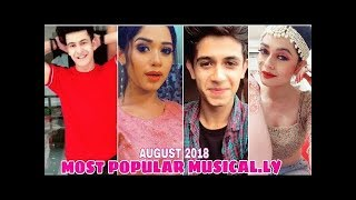 The Most Popular Musical.ly