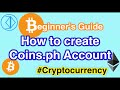 How to Create COins.ph Account
