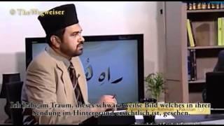 Mann sieht im Traum Jesus Imam Mahdi Isa Messias und konvertiert zu Islam Ahmadiyya Muslim