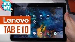 lenovo Tab E10 Стоит ли покупать в 2019?