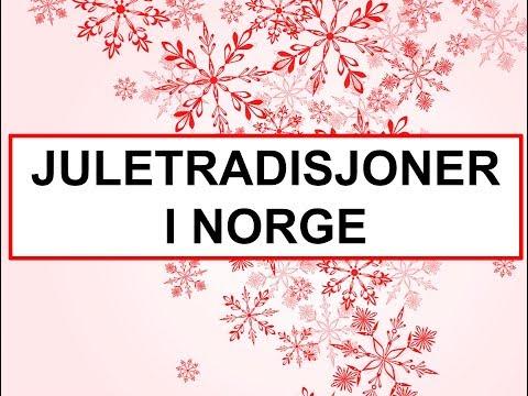 Video 244 Juletradisjoner i Norge