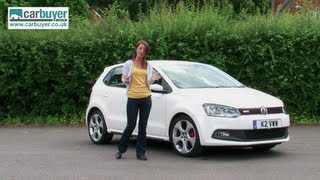 Volkswagen Polo GTI hatchback review - CarBuyer