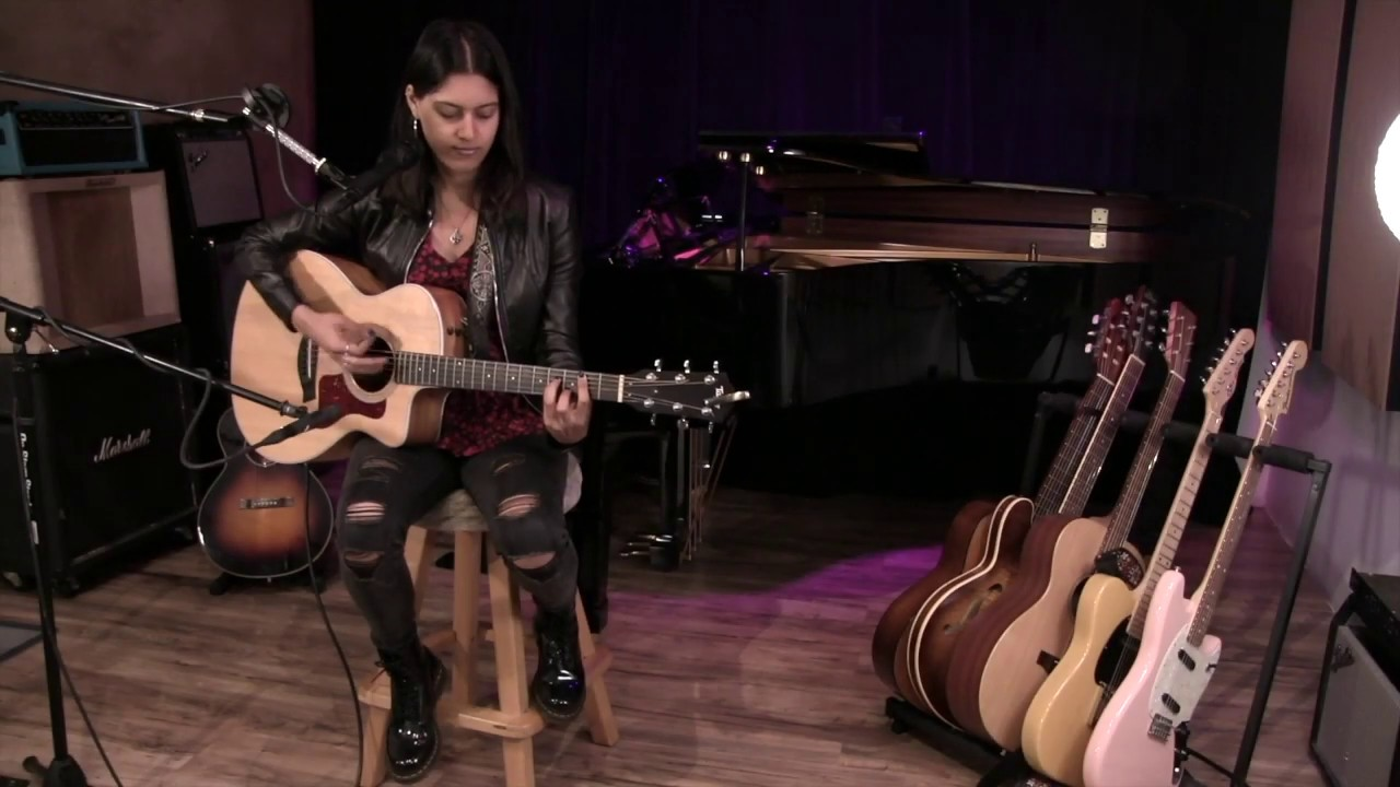 Esha K. x Broken Horn Sessions - Out Of My League Acoustic