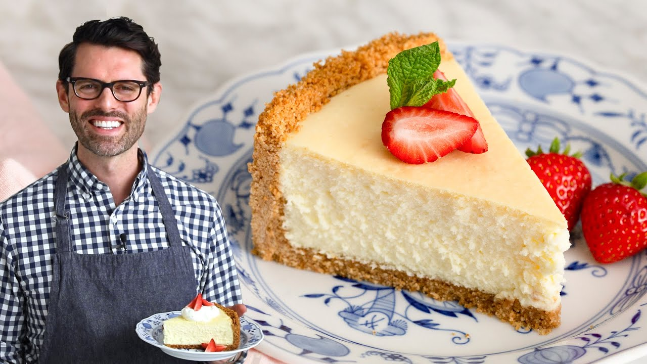 Download Light and Creamy Cheesecake Recipe