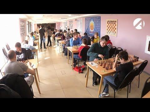 В Астрахани стартовал чемпионат Южного федерального округа по шахматам