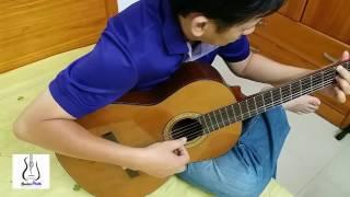 Nếu Như Ngày Đó Guitar Solo - Guitar Phăng