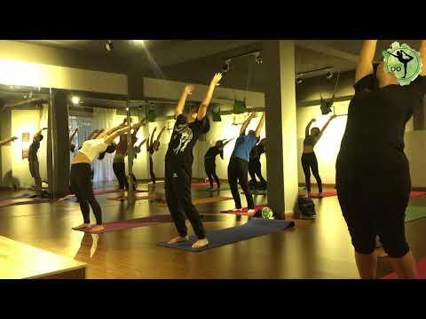 Hatha Yoga Power Yoga B Sequence