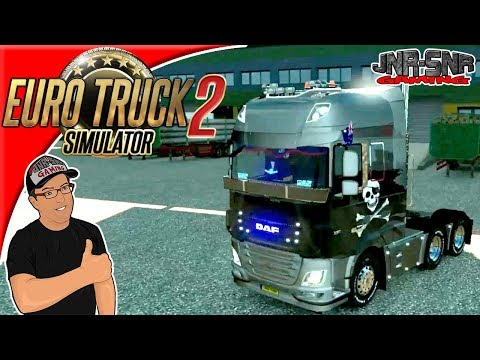Euro Truck Simulator 2 France Delivery Event #5