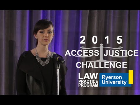 Access To Justice Challenge (2015)