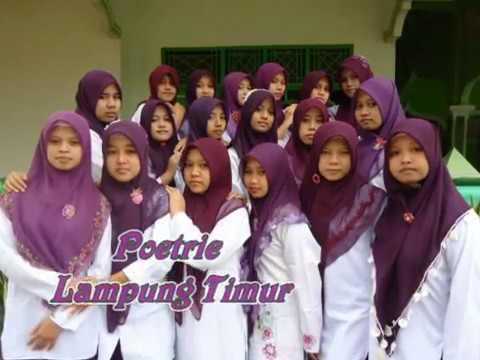 Alumni Santri Putra MTs Darussalamah Tp. 2012/2013