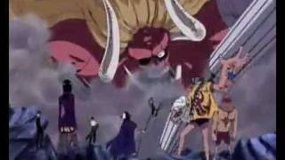 One Piece - Everybody Vs Oz The Complete Battle GS