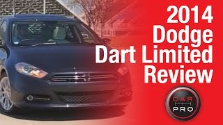 TEST Drive: 2014 Dodge Dart Limited Review