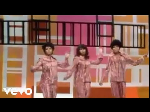 Diana Ross and The Supremes - I'm Living In Shame [Ed Sullivan Show - 1969]