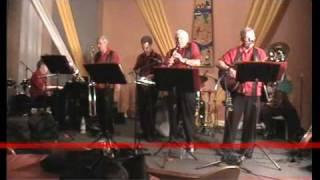 """Melencholy Seranade"" ~ The New Red Onion Jazz Babies - May 2009"