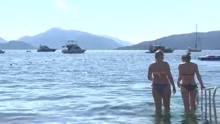 Marmaris Beach Turkey
