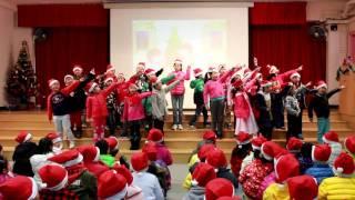 黃大仙官立小學 中西樂韻迎聖誕