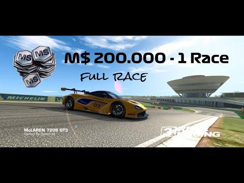 Real Racing 3 - M$ 200.000 In 1 Race (full Race)