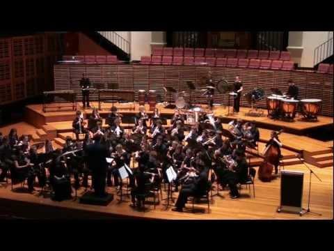 Waltz No 2 - Dimitri Shostakovich - Jazz Suite No 2 - Symphonic Winds - Sydney Youth Orchestra - SYO