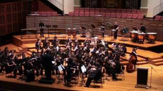 Waltz No 2 - Dimitri Shostakovich - Jazz Suite No 2 - Symphonic Winds - Sydney Youth Orchestra - SYO