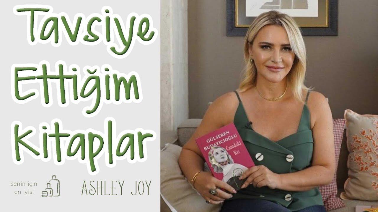Ashley Joy | Tavsiye Ettiğim Kitaplar | Senin İçin En İyisi