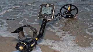Detector de metales en la playa: estrenando detector  MX SPORT DE WHITES