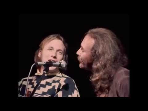 Crosby, Stills & Nash Perform 'Marrakesh Express' at Woodstock