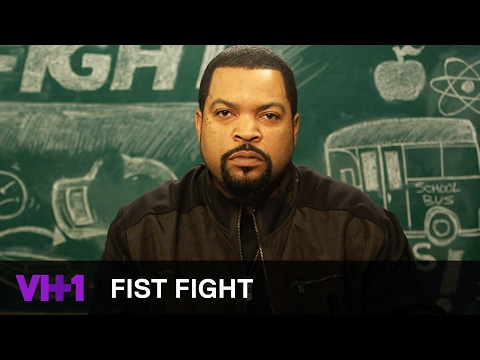 Ice Cube, Charlie Day, & Tracy Morgan Play Hip Hop Card Revoked | Fist Fight (2017) | VH1