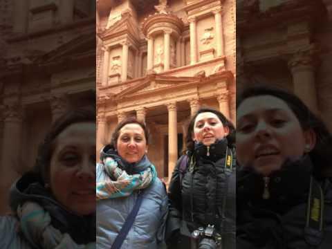 Amazing Jordan travel and tour
