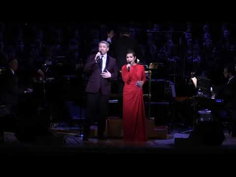 Lea Salonga and Michael Arden singing A whole New World from Aladdin