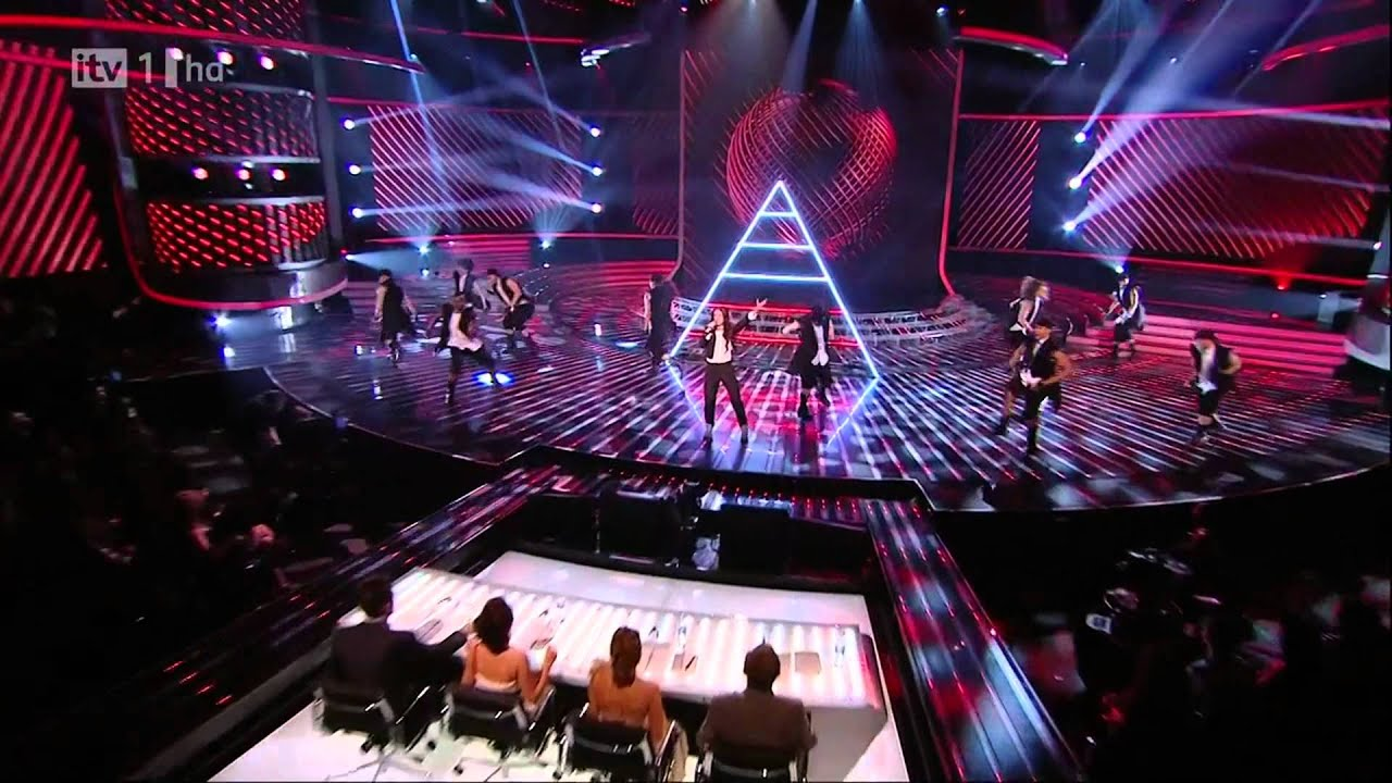 Cher Lloyd Live Show 9 Song 1 Full Version X Factor 2010 ...