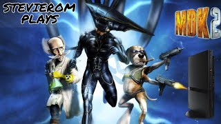 MDK 2 Armageddon PS2 | Let's Play #1 | Good Gravy!