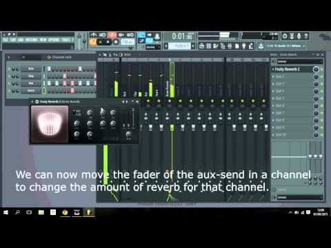 how to open mixer in fl studio 12