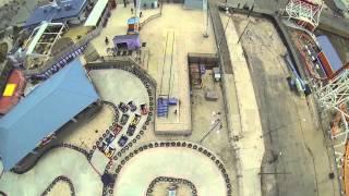 Coney Island - Boardwalk Flight Skycoaster
