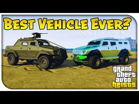 GTA 5 Online  HVY Insurgent Full Customization Paint J  Doovi