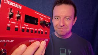Boss RC-500 Loop Station - The unbox and FULL Overview
