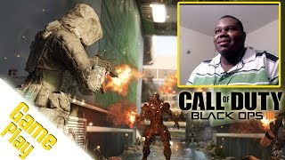 Biki Plays Black Ops 3 Midnight Launch Free For All FaceCam Gameplay Commentary