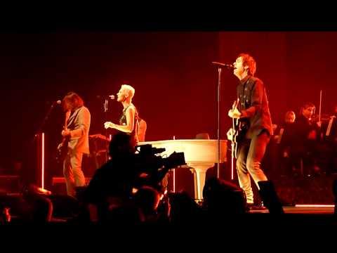 Roxette - Joyride (live) - Night Of The Proms NOTP 2009 Berlin, o2 World (HD)