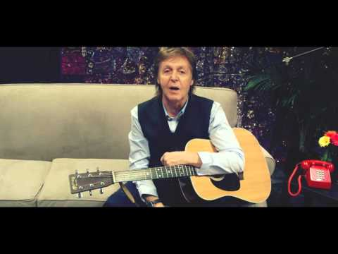 Paul McCartney birthday tribute to Charlie Gracie