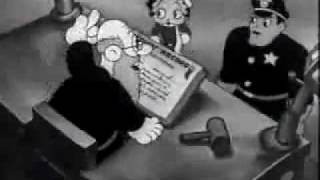 Betty Boop's Trial