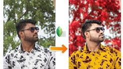 Snapseed Background Color Change Photo Editing || Best Color Effect Photo Editing In Android App