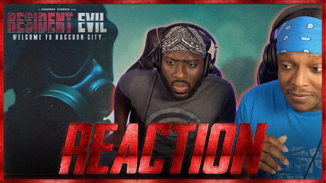 Download Resident Evil: Welcome to Raccoon City - Official International Trailer Reaction