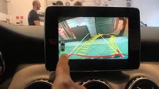 Mercedes GLA - Instalação Apple CarPlay sem fio + USB vídeo   ArtsomAuto